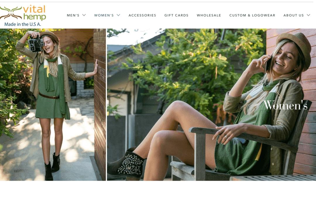 Vital Hemp – Modern Hemp Clothing
