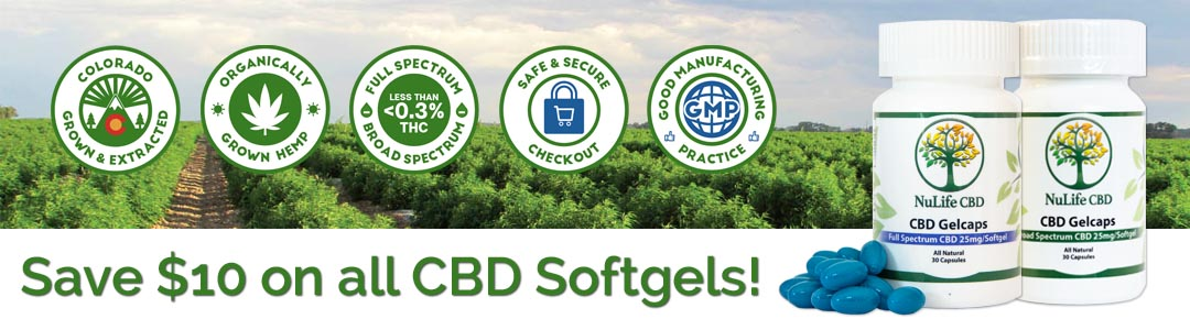 softgel cbd promo