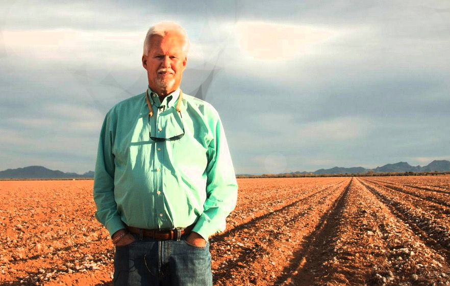 With Arizona in drought, this farmer thinks hemp could be the future of small agriculture