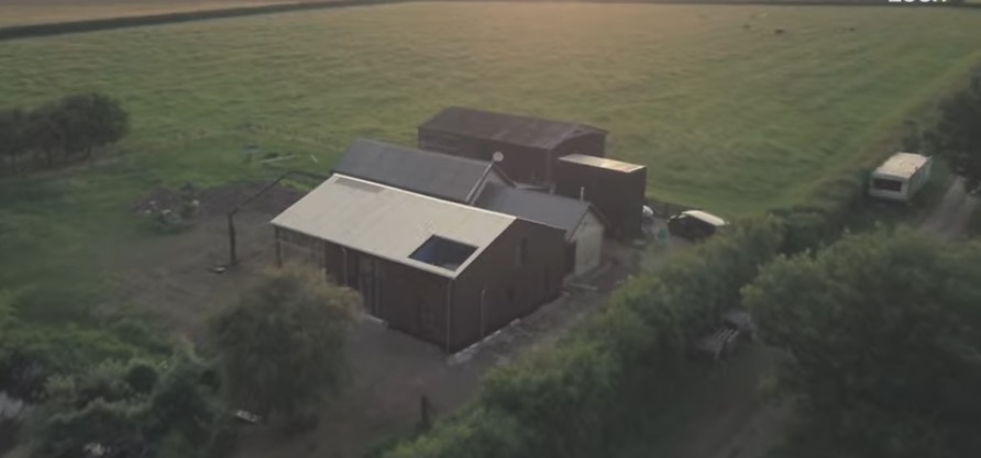 See how hemp is cultivated, processed and used to build a house in this movie