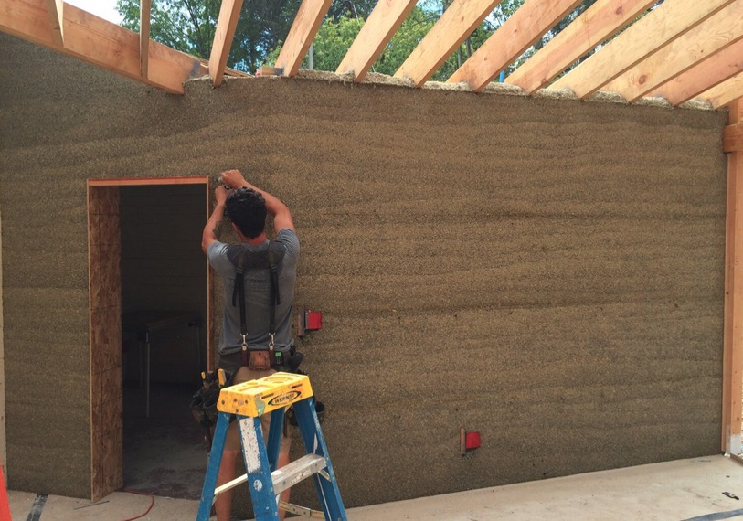 Sustainability Advantages to Building with Hempcrete